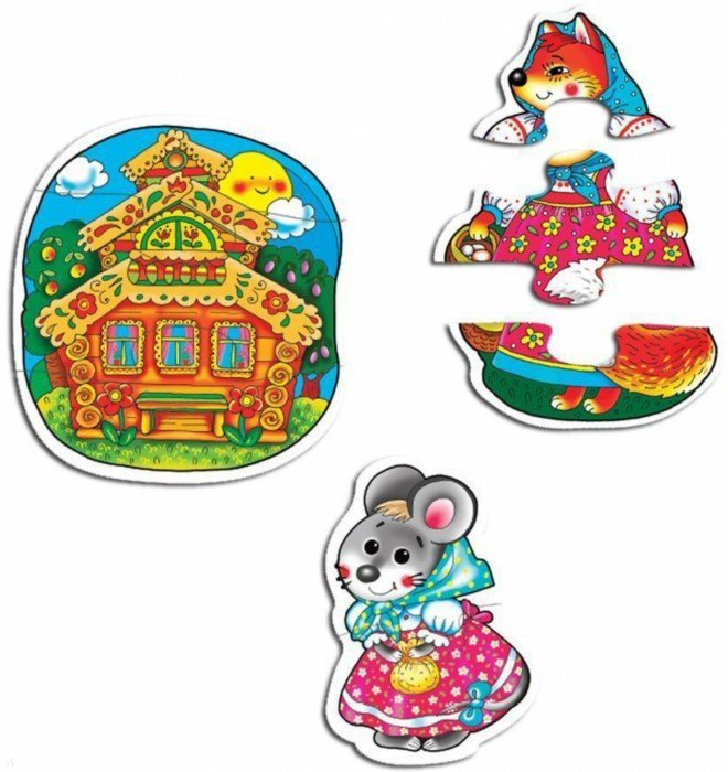 Иллюстрация 1 из 2 для Теремок. Для самых маленьких (2199) | Лабиринт - игрушки. Источник: Лабиринт