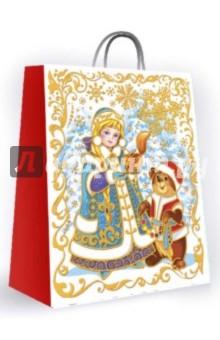 Пакет бумажный для сувенирной продукции (27618)
