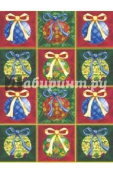ПВХ-пленка упаковочная подарочная (20410)