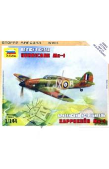 Британский истребитель Харрикейн МК-1 (6173)Пластиковые модели: Авиатехника (1:144)<br>Первый представитель королевских ВВС. Модель легендарного самолета Второй Мировой войны - Харрикейн. Модель займет достойное место как на полке коллекционера, так и послужит основой британских ВВС игроков системы Art-of-Tactic.<br>Масштаб: 1/144<br>9 деталей<br>Сборка без клея<br>Для детей от 8 лет<br>Состав набора:<br>1 неокрашенный самолет<br>1 декаль<br>1 подставка<br>1 карточка отряда<br>Сделано в России<br>Длина модели: 6,5 см.<br>