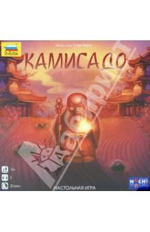 Настольная игра Камисадо (8627)Другие настольные игры<br>Камисадо - это захватывающая стратегическая игра для двух игроков. Ваша задача - первым довести одного из своих монахов до противоположного ряда, занятого соперником. С первого взгляда это легко сделать, но очень скоро вы обнаружите, что Камисадо таит в себе неожиданные тактические глубины. Правила чрезвычайно просты: передвигайте фигурки монахов вперед (прямо или по диагонали) на любое количество клеток по прямой линии. Но цвет клетки, на которой завершится ход, определяет, какого монаха будет передвигать ваш противник в свой ход. Игра понравится как любителям шашек и шахмат, так и всем поклонникам неспешных стратегических игр. Кто готов стать великим мастером Камисадо?<br>Состав игры:<br>- Игровое поле<br>- 16 фишек монахов<br>- 16 фишек башен<br>- Правила игры<br>Количество игроков: 2<br>Время игры: 20 мин.<br>Для детей от 10-и лет.<br>Не рекомендуется детям до 3-х лет. Содержит мелкие детали.<br>Сделано в России.<br>