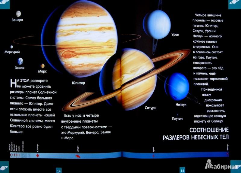 Иллюстрация 1 из 14 для Светящаяся книга о космосе - Николас Харрис | Лабиринт - книги. Источник: Лабиринт