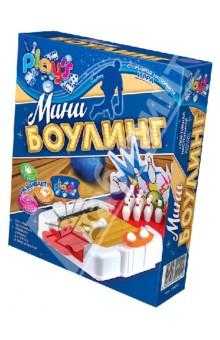 Настольная игра Мини боулинг (155003)