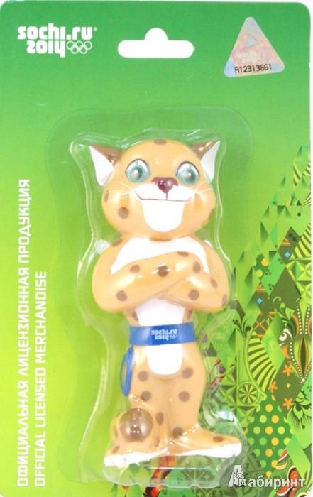 """Иллюстрация 1 из 13 для Пластизоль """"Леопард"""" (GT5550)   Лабиринт - игрушки. Источник: Лабиринт"""
