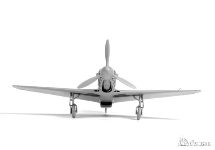 Иллюстрация 1 из 5 для Советский истребитель Як-3 (4814)   Лабиринт - игрушки. Источник: Лабиринт