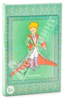 Пазлы Маленький Принц, 80 элементовПазлы (54-90 элементов)<br>Пазлы с авторскими иллюстрациями из книги Антуана де Сент-Экзюпери Маленький принц.<br>Картинка в сборе: 180х220 мм.<br>Количество элементов: 80.<br>