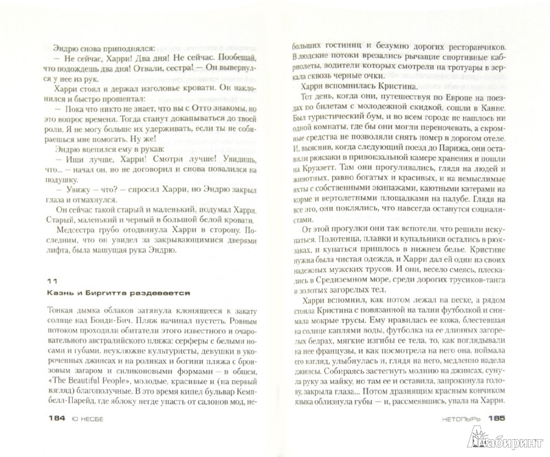 Иллюстрация 1 из 10 для Нетопырь - Ю Несбё | Лабиринт - книги. Источник: Лабиринт
