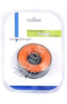 Диспенсер для скрепок ORANGE (563008)Другие виды мелко-офисной канцелярии<br>Диспенсер для скрепок ORANGE<br>Материал: пластик.<br>Цвет: оранжево-черный.<br>Упаковка: блистер.<br>Сделано в Китае.<br>