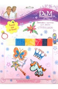 Палочки для лепки Принцесса 73 шт. (39934)