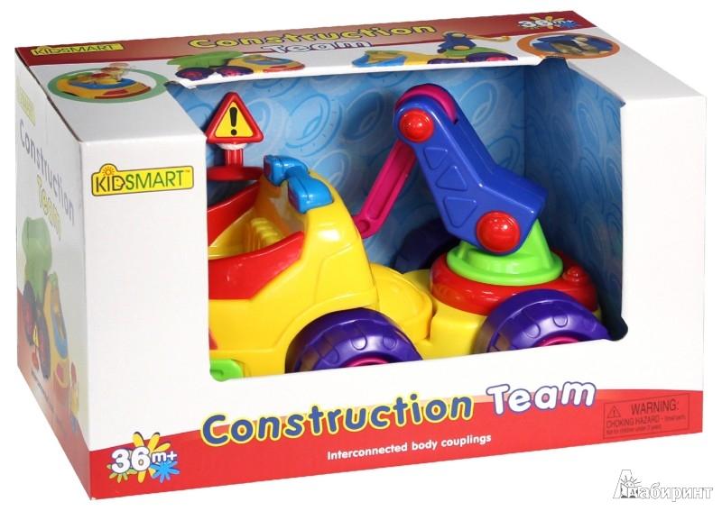 Иллюстрация 1 из 2 для Бригада строителей (23010) | Лабиринт - игрушки. Источник: Лабиринт