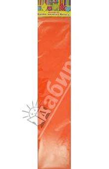 Бумага оранжевая крепированная (28582/10) Феникс+