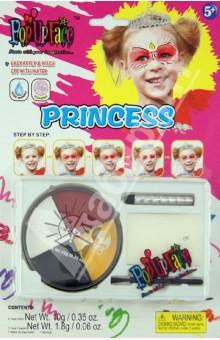 Набор - краски для росписи лица Принцесса (81064-1)