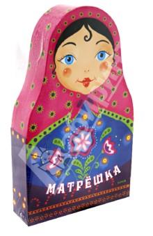Анжела Берлова - Матрешка обложка книги