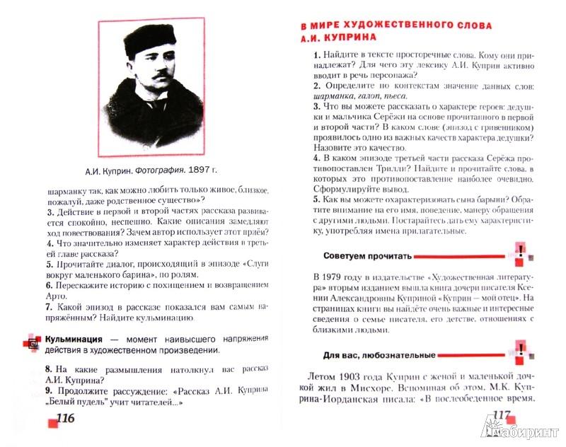 Гдз по Литературе 5 Класс Ф.е. Соловьева