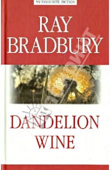 Dandelion WineХудожественная литература на англ. языке<br>Ностальгическая книга Вино из одуванчиков (1957) особняком стоит в творчестве писателя. Это рассказ о событиях лета 1928 года в тихом городке Гринтауне, увиденных глазами двенадцатилетнего Дугласа Сполдинга. Цветочное вино, которое готовит дед мальчика, хранит каждый день лета, полного чудес: здесь нашлось место и машине счастья, и крепкой дружбе, и таинственным явлениям. Но есть у летних дней и темная сторона...<br>