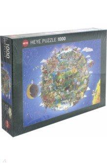 "Puzzle-1000 ""Земля - вид из Космоса"" (29521)"