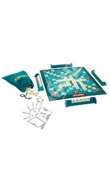 Настольная игра Игра-кроссворд Скрэббл Классический (51284)
