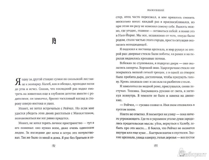 Иллюстрация 1 из 24 для Выживший. Книга 2 - Джеймс Фелан | Лабиринт - книги. Источник: Лабиринт