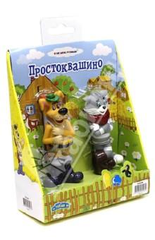 Пластизоль Кот и Пес (GT6599) Союзмультфильм