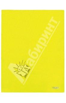 Папка-уголок A4 0.30 мм, желтая (E311A/30-TF-02)