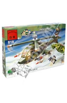 Конструктор Военный вертолет, 275 дет., (Р49081)