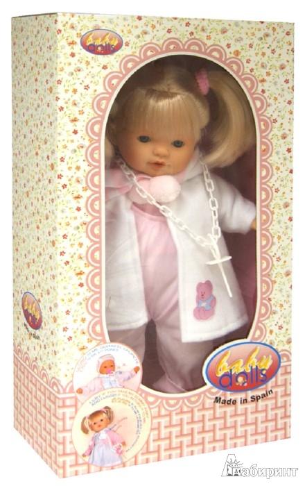 Иллюстрация 1 из 2 для Кукла LISA , в белом костюме, интерактивная (238832) | Лабиринт - игрушки. Источник: Лабиринт