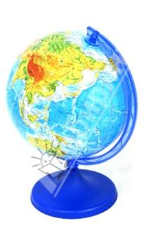 Глобус физический, d=160мм (ZM160Fk) Zachem