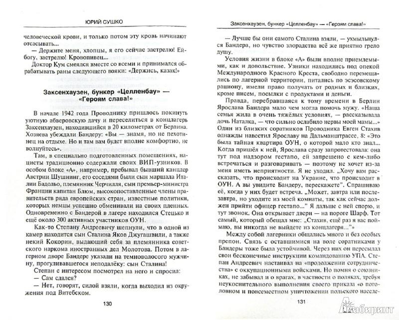 Иллюстрация 1 из 7 для Я убил Степана Бандеру!.. - Юрий Сушко   Лабиринт - книги. Источник: Лабиринт