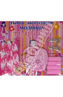 """Набор аксессуаров для волос """"МОДНИЦА"""" на картонке (40288)"""