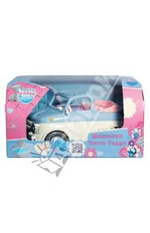 Игрушка Машинка Тати Тедди (35619)Машины-игрушки<br>Игрушка Машинка Тати Тедди.<br>Комплектность: машинка, набор для пикника<br>Производство Китай.<br>Изготовлено из пластмассы.<br>