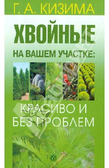 Кизима Галина Александровна Хвойные на вашем участке: красиво и без проблем
