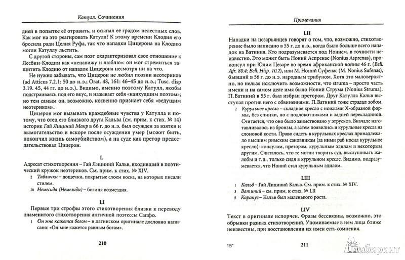 Иллюстрация 1 из 12 для Сочинения - Гай Катулл | Лабиринт - книги. Источник: Лабиринт