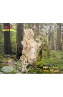 Настольная игра Медвежонок Гризли, 3D-пазл