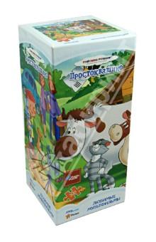 Step Puzzle-300 Простоквашино (98030)Пазлы (200-360 элементов)<br>Пазл-мозаика<br>Размер собранной картинки: 308х238 мм<br>Количество деталей: 300<br>Материал: картон<br>Упаковка: картонная коробка<br>Для детей от 6 лет.<br>