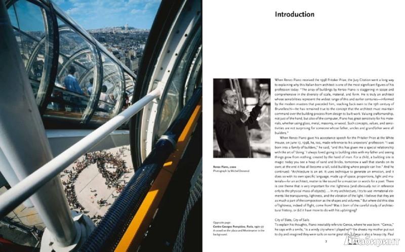 Иллюстрация 1 из 7 для Renzo Piano. 1937. The Poetry of Flight - Philip Jodidio | Лабиринт - книги. Источник: Лабиринт