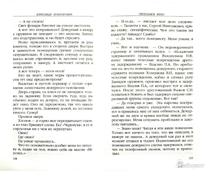 Иллюстрация 1 из 7 для Пепельное небо - Александр Конторович | Лабиринт - книги. Источник: Лабиринт