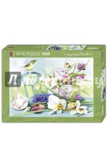 Puzzle-1000 Весна, Bastin (29525)Пазлы (1000 элементов)<br>Пазл-мозаика<br>1000 деталей<br>Размер собранной картинки: 70х50 см<br>Материал: картон.<br>Упаковка6 картонная коробка.<br>