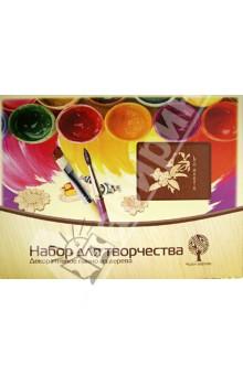"Набор для творчества. Декоративное панно из дерева ""Осень"" (LTH-H002-S)"