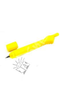 """Ручка шариковая """"Яркий жест"""". Желтый (03337)"""