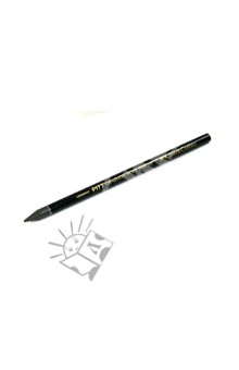 Чернографитный карандаш PITT® MONOCHROME (117300)Другие виды черногрифельных карандашей<br>Чернографитный карандаш<br>Мягкость: НВ<br>Производство: Германия<br>