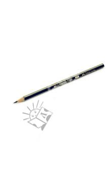 Карандаш чернографитовый GOLDFABER 1221 2Н (112512) Faber-Castell
