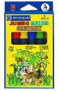 """Маркеры 6 цветов """"JUMBO-COLORFIX"""" экологически чистые (8515/06)"""
