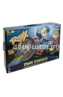 Настольная игра Набор для игры в ROXX. Уникальная голографическая арена STADIUM и набор фишек (331302)