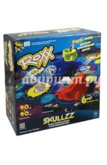 Настольная игра Набор для игры в ROXX. SKULLZZ. Игровое полотно и 6 эксклюзивных фишек (331308)
