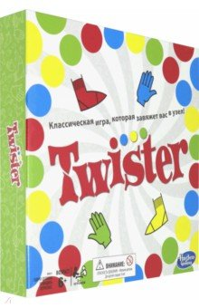 Игра Твистер 2 (98831) Hasbro
