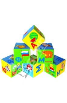 """Кубики """"Азбука в картинках"""" (207)"""