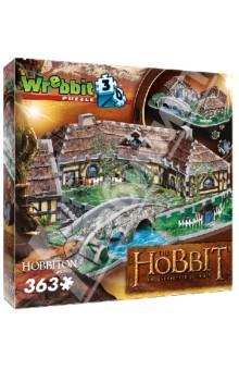 Настольная игра Хоббитон, Пазл 3D (363 дет.)