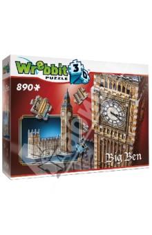 W3D-2002 Пазл 3D Биг Бен (890 дет.) от Лабиринт