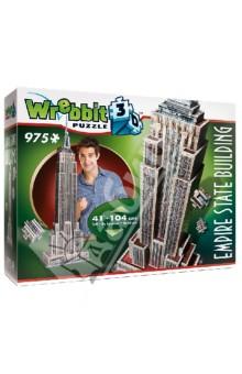 W3D-2007 Пазл 3D Эмпайр Стейт Билдинг (975 дет.) от Лабиринт