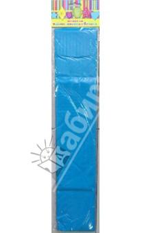 Бумага светло-синяя крепированная (30091) Феникс+